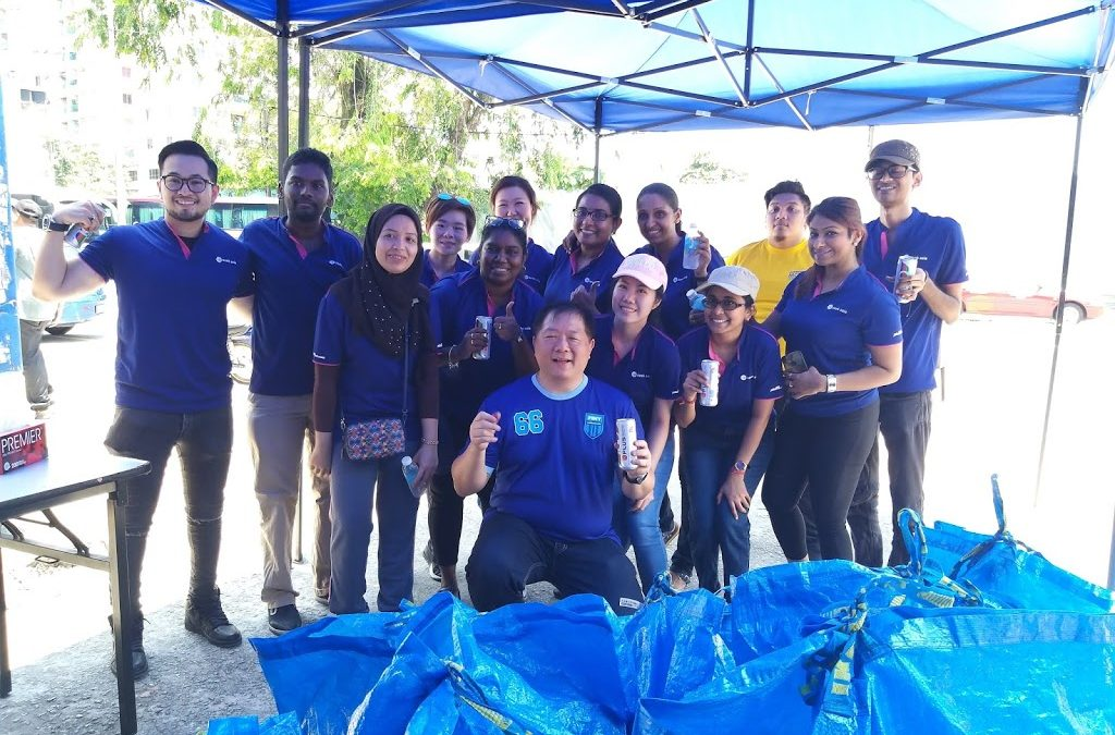 Food Distribution Program with Jobstreet Malaysia
