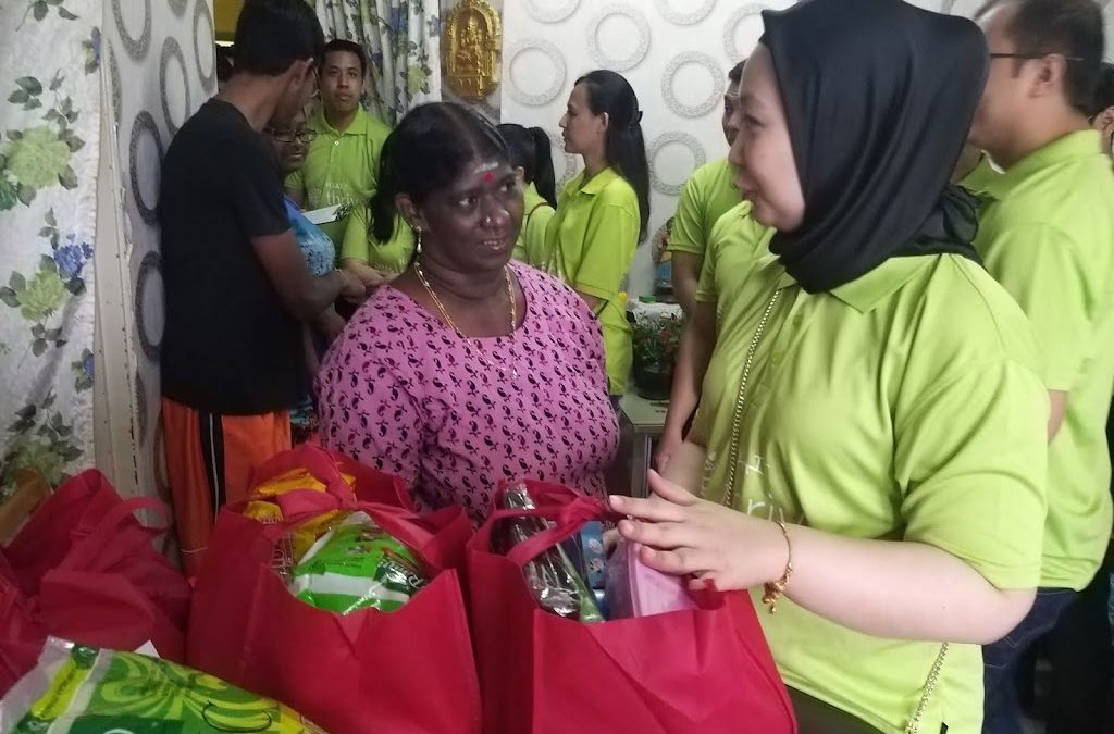 Grand Hyatt KL RiseHY Intiatives – Engaging staff for Wholesome & Sustainble CSR activties