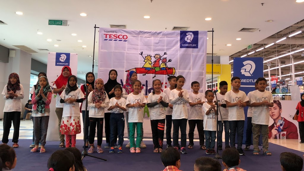 Staedtler Malaysia World Kids Colouring Day 2019