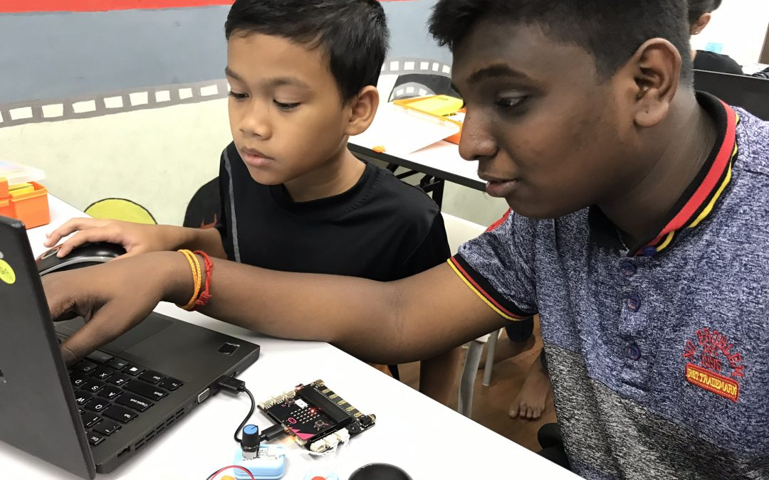 School Holidays Micro:bit Learning Program