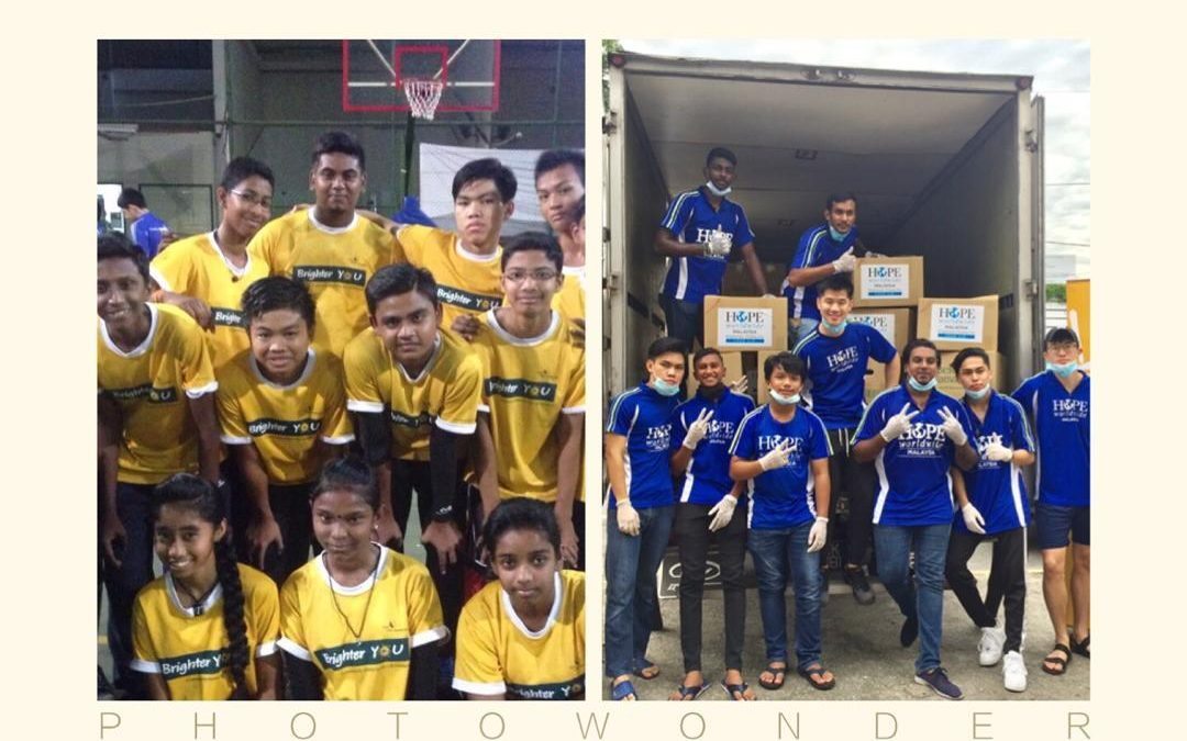 From Basketball Clinic Youths to Volunteers – a Life-changing Journey with Sun Life Malaysia