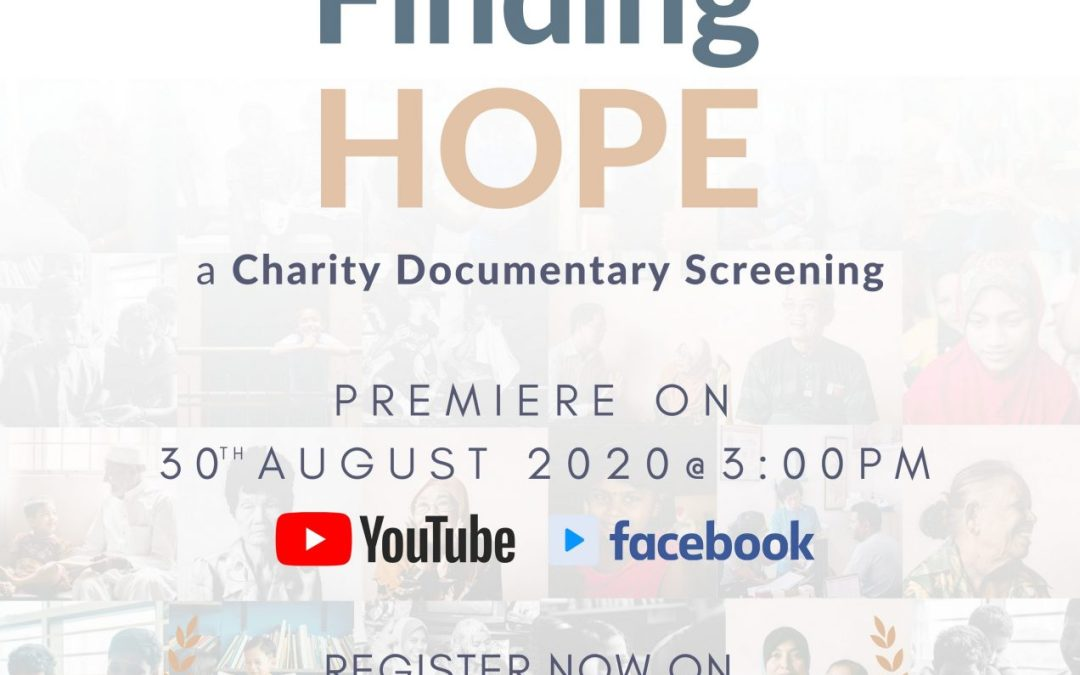Finding HOPE Charity Documentary Screening 2020