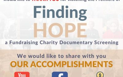 Thank You for Watching Finding HOPE
