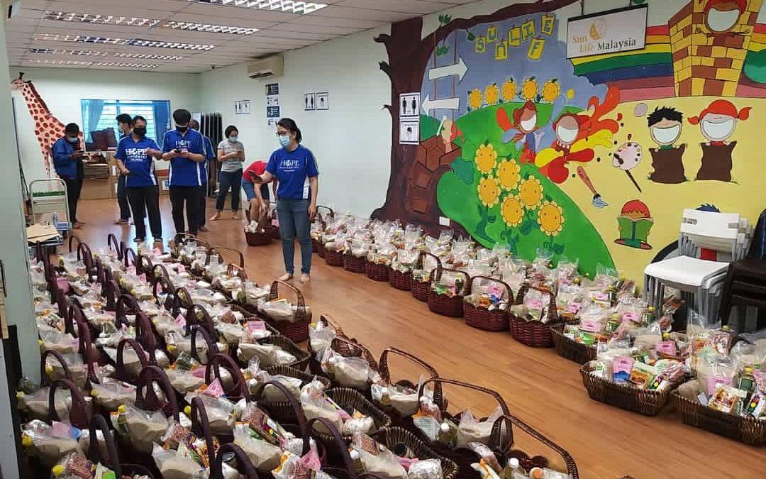 Sun Life Malaysia World Diabetes Day Outreach Program