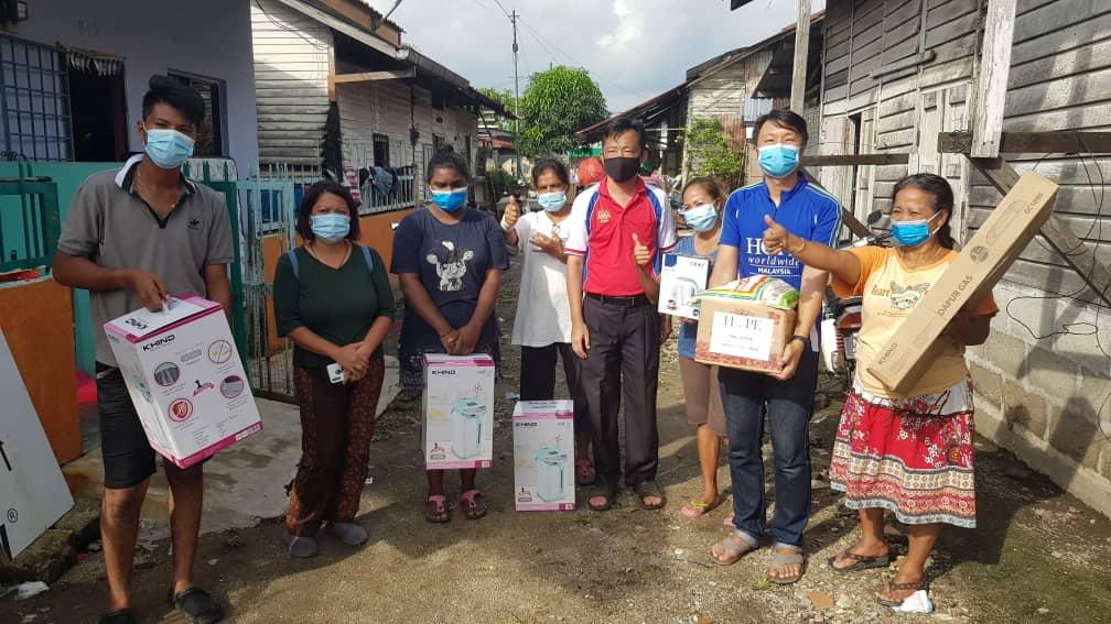 Seremban Flood Relief 2020