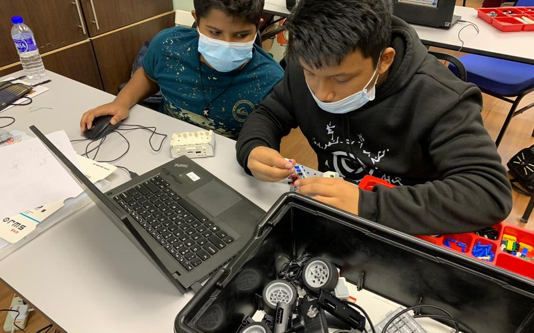 Dow Chemical Continues to Empower Youths through STEAM Robotics Education Program